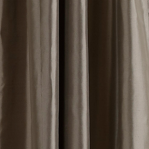 Pewter Satin Dupioni Fabric by the Yard ,  , large