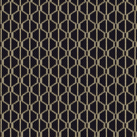 Ruba Onyx Fabric by the Yard ,  , large