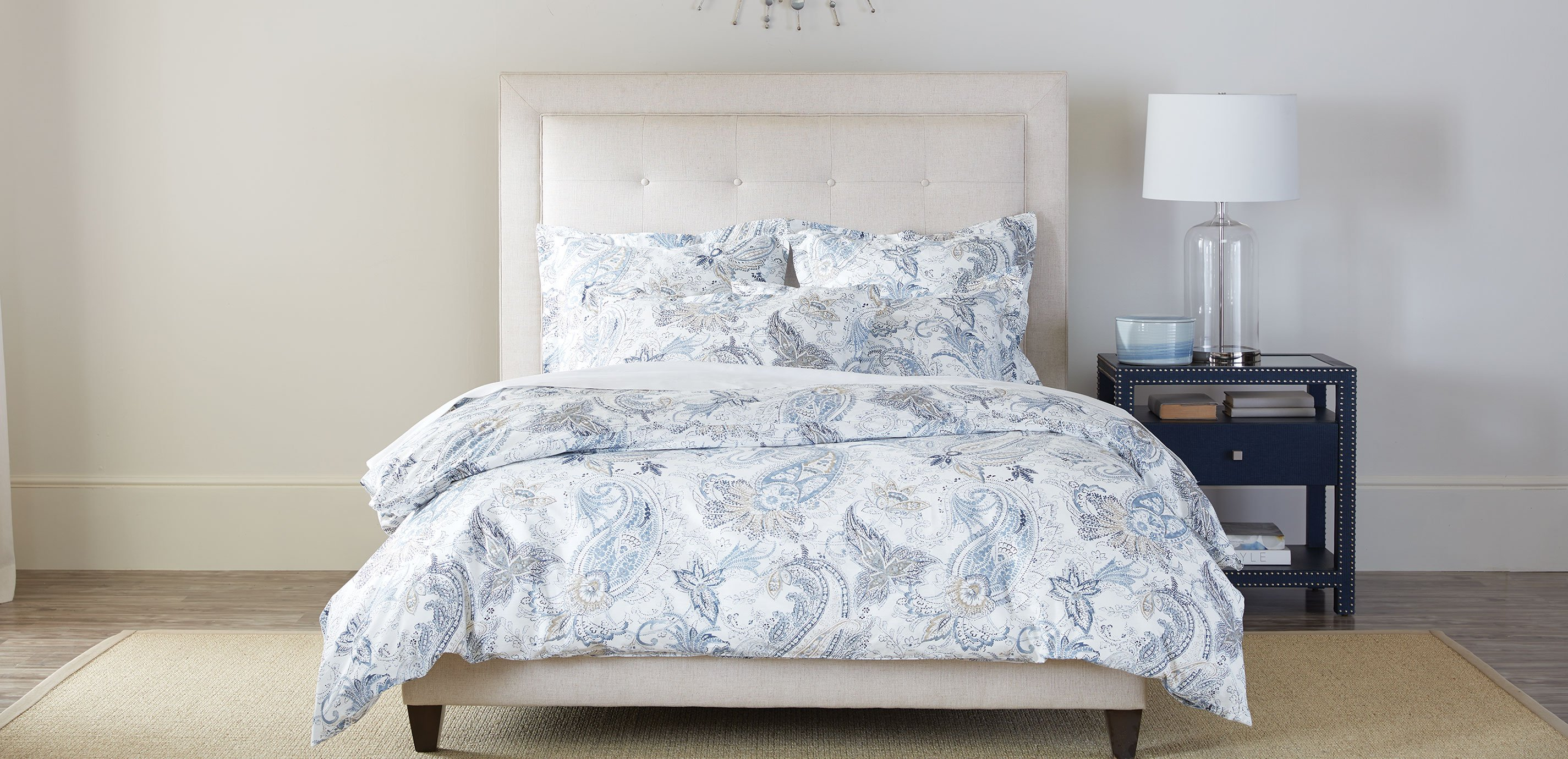 Brodey Paisley Duvet Cover