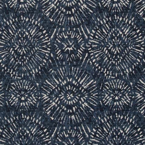 Ravello Navy Fabric By the Yard Product Thumbnail