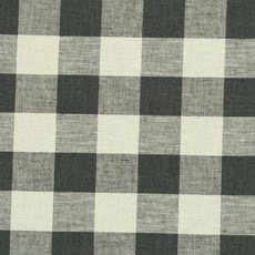 Marcus Charcoal (20254), distressed plaid Marcus Fabric