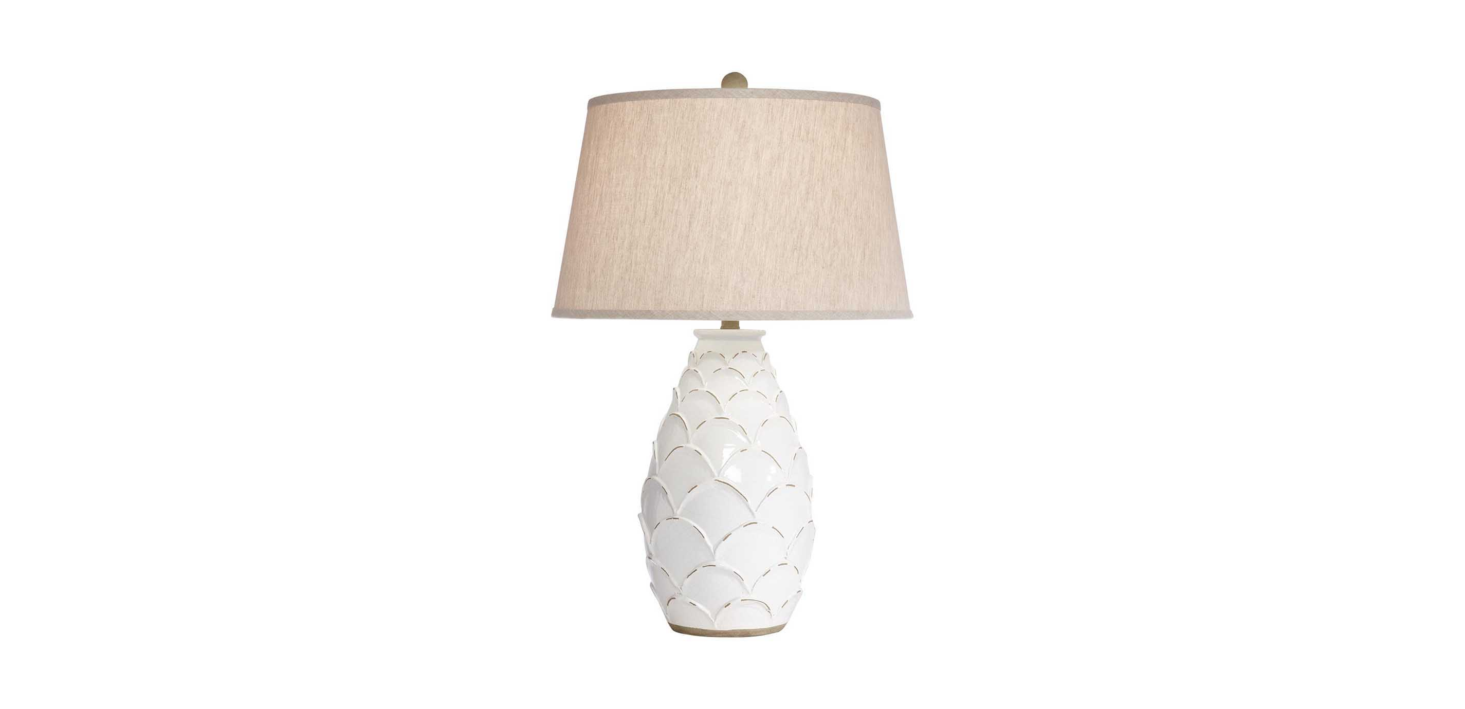 Abbey Terracotta Table Lamp | TABLE LAMPS