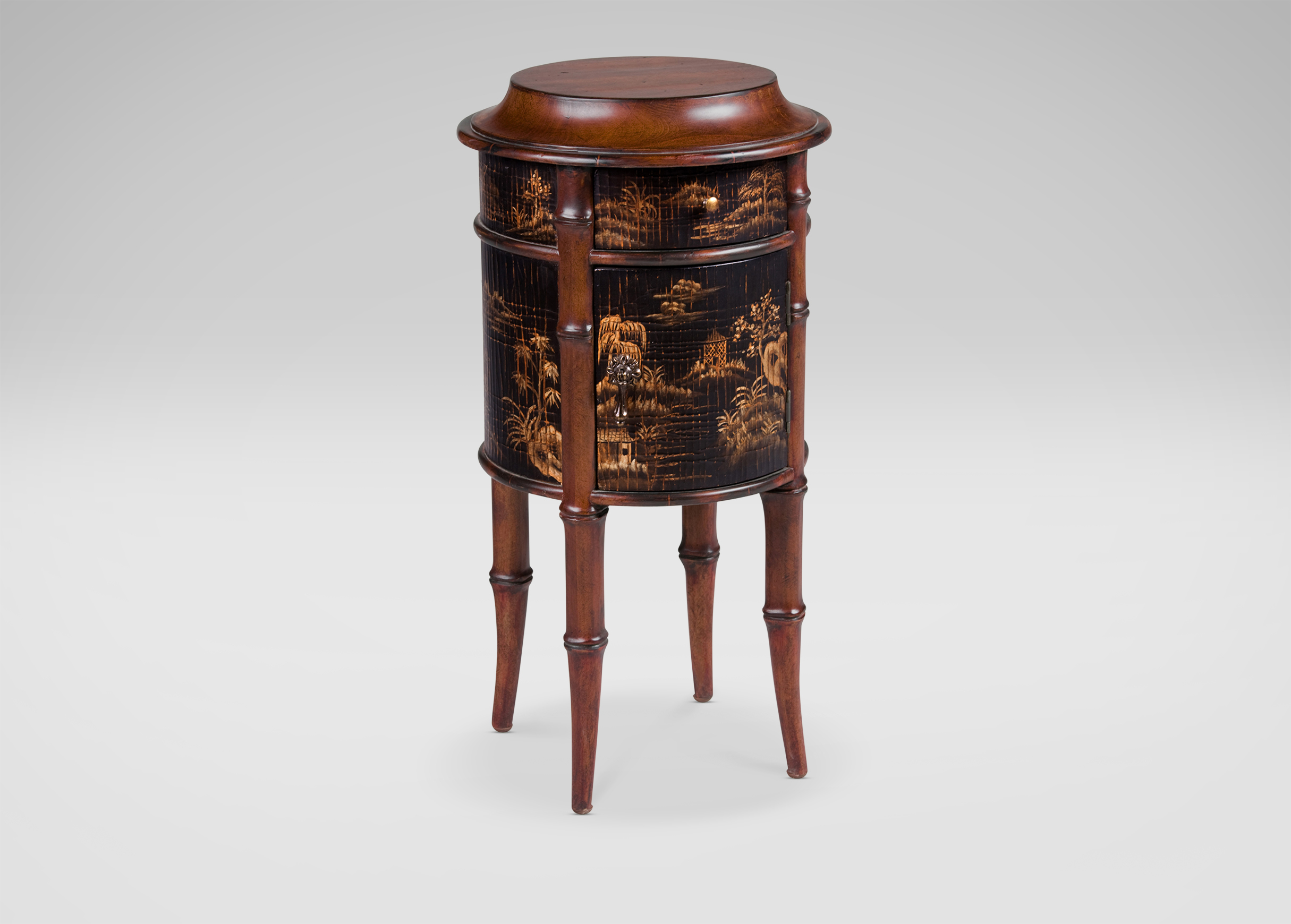 Isadora Chinoiserie Table Accent Tables
