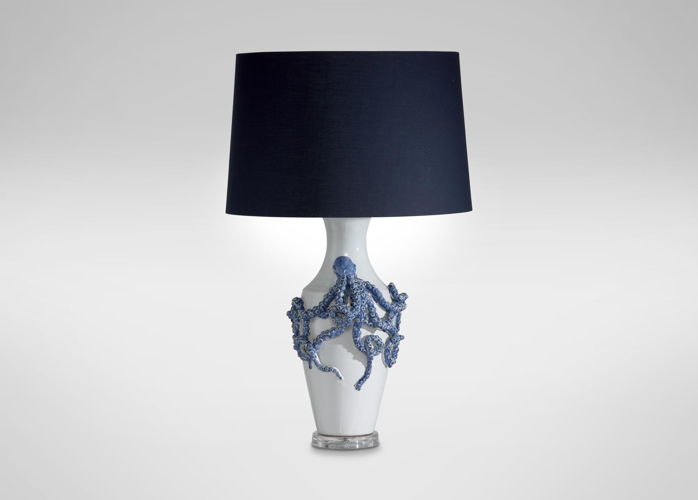 Images Oedipus Table Lamp , , Large_gray