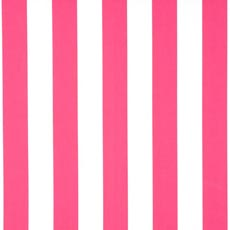 Pop Stripe Minnie Pink (D2715), woven vertical stripe Orlando Sofette