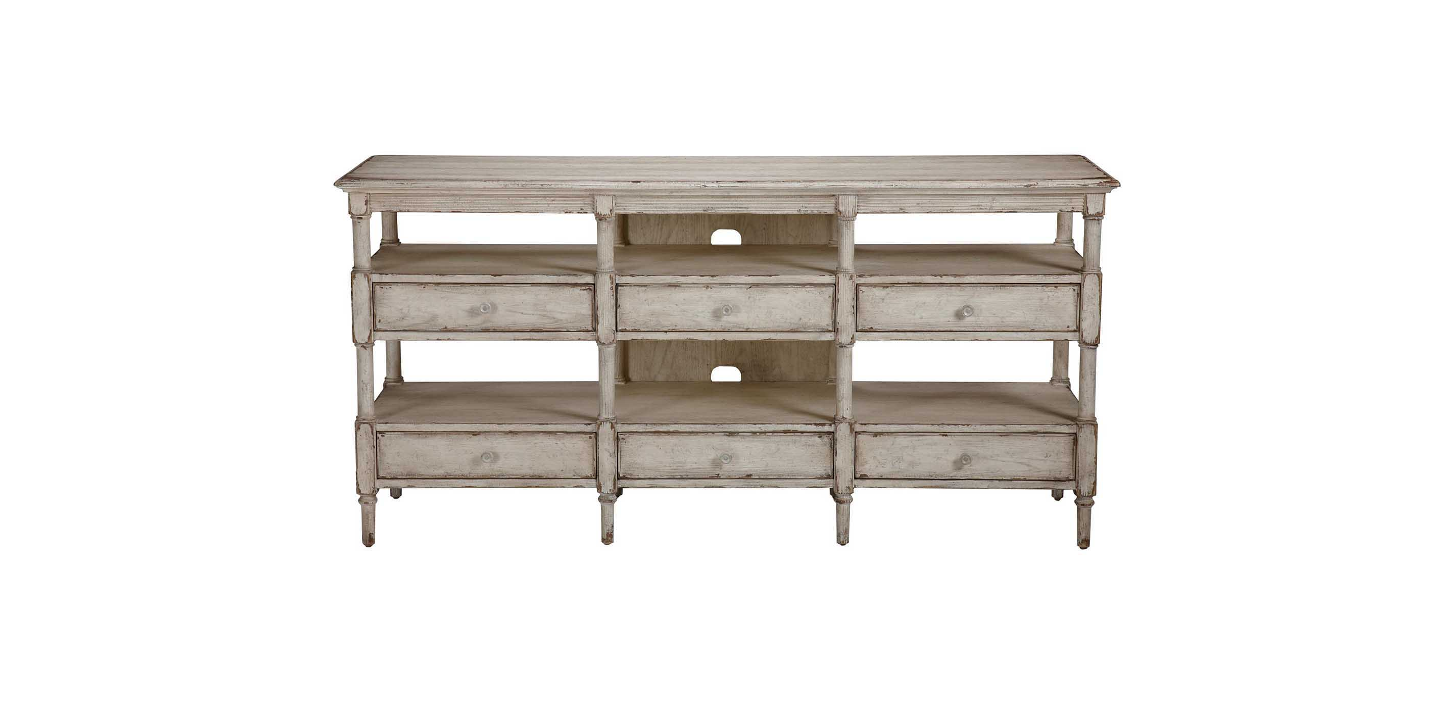 Images Normandy Media Console , , Large_gray