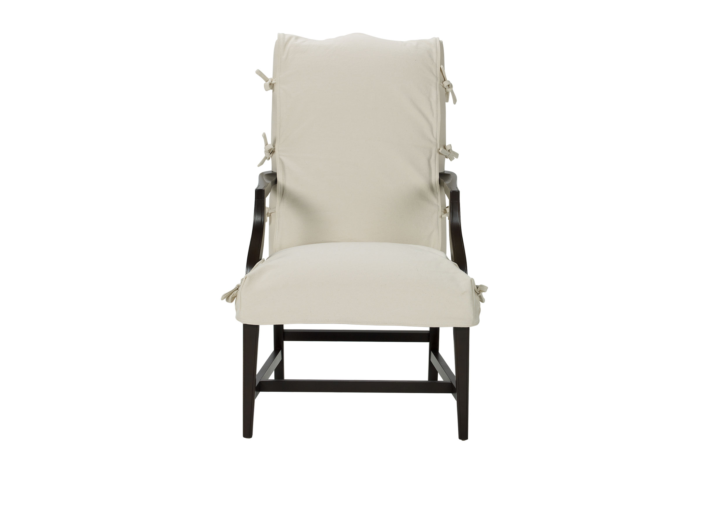 Excellent Slipcover for Martha Washington Chair | Arm & Host Chairs | Ethan  NB86