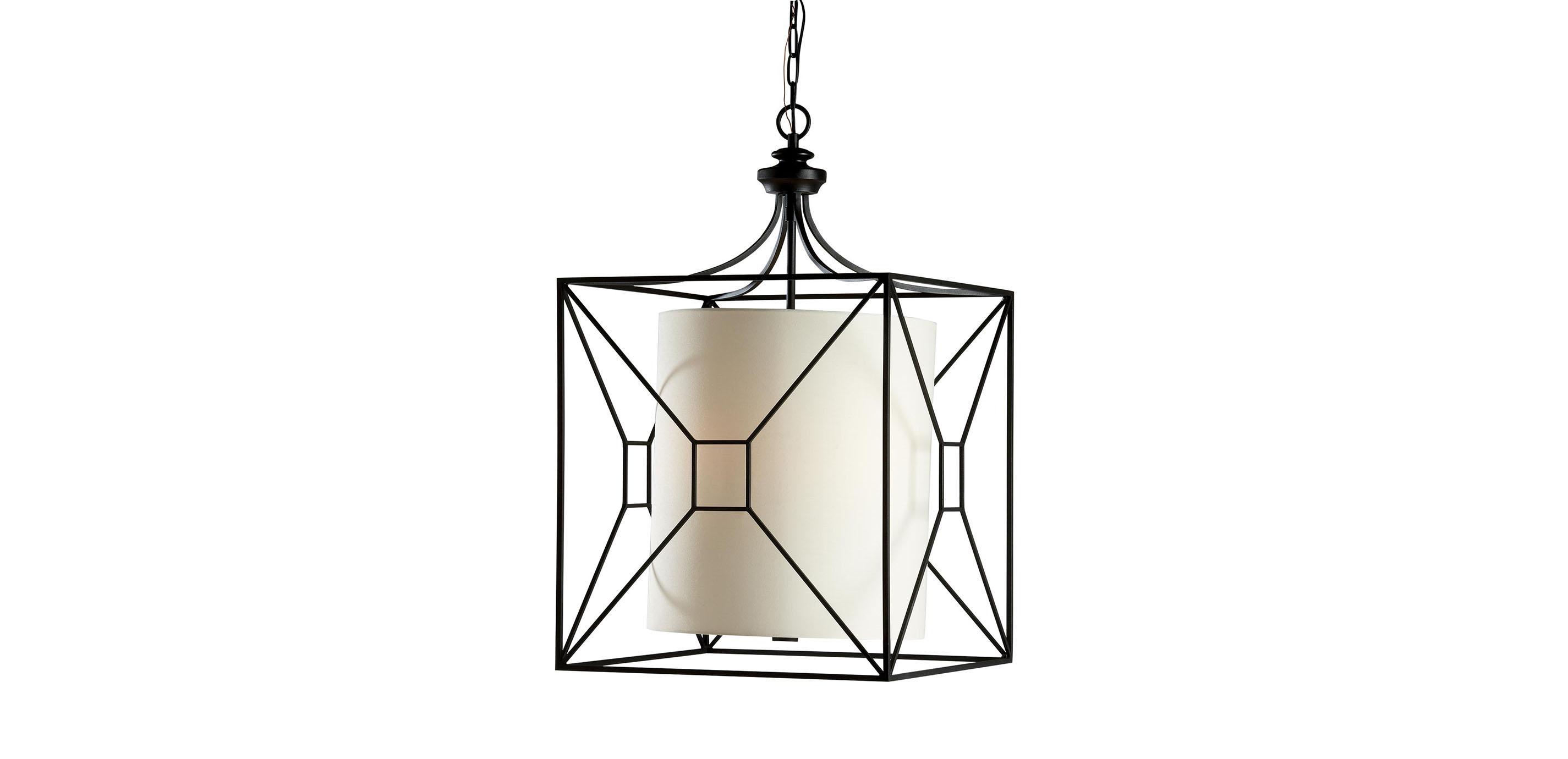 Tivoli Cage Lantern Chandeliers