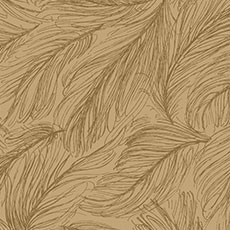 Tan with Metallic Gold Light as a Feather Wallpaper