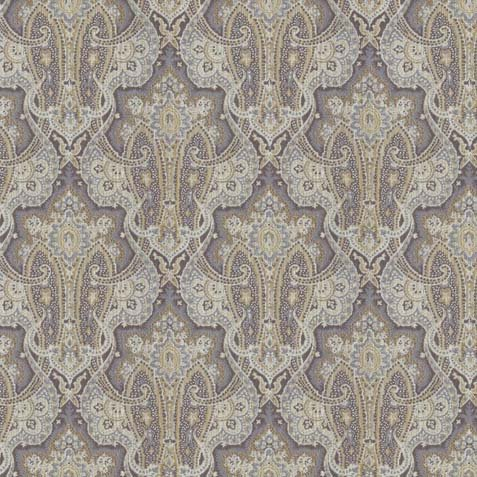 Karnak Wisteria Fabric by the Yard ,  , large