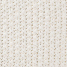 Ivory Moss Stitch Knit Pillow