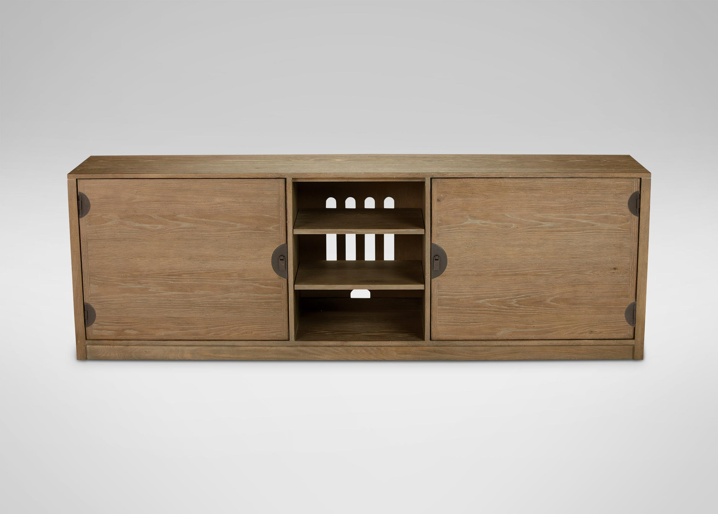 Great Images Parry Small Media Cabinet , , Large_gray