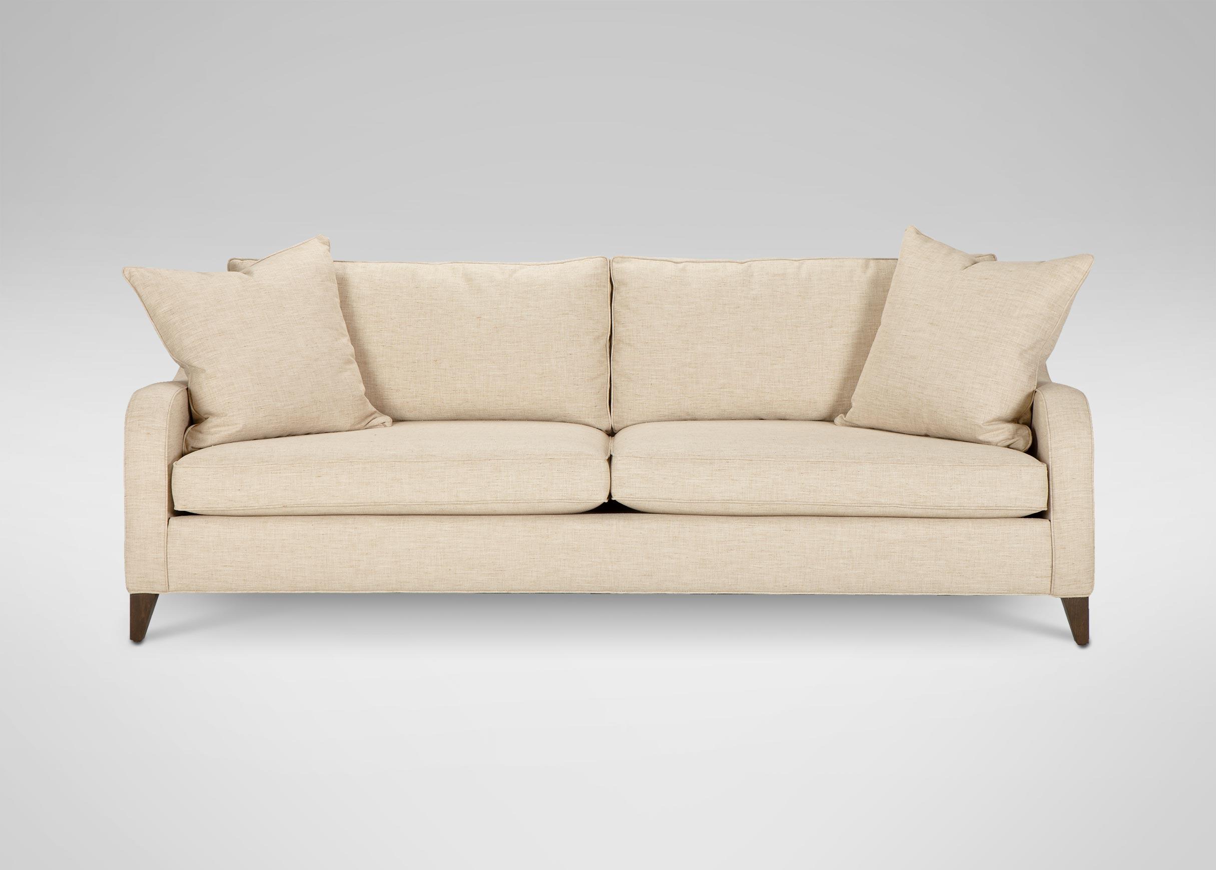 dylan sofa sofas loveseats ethan allen. Black Bedroom Furniture Sets. Home Design Ideas