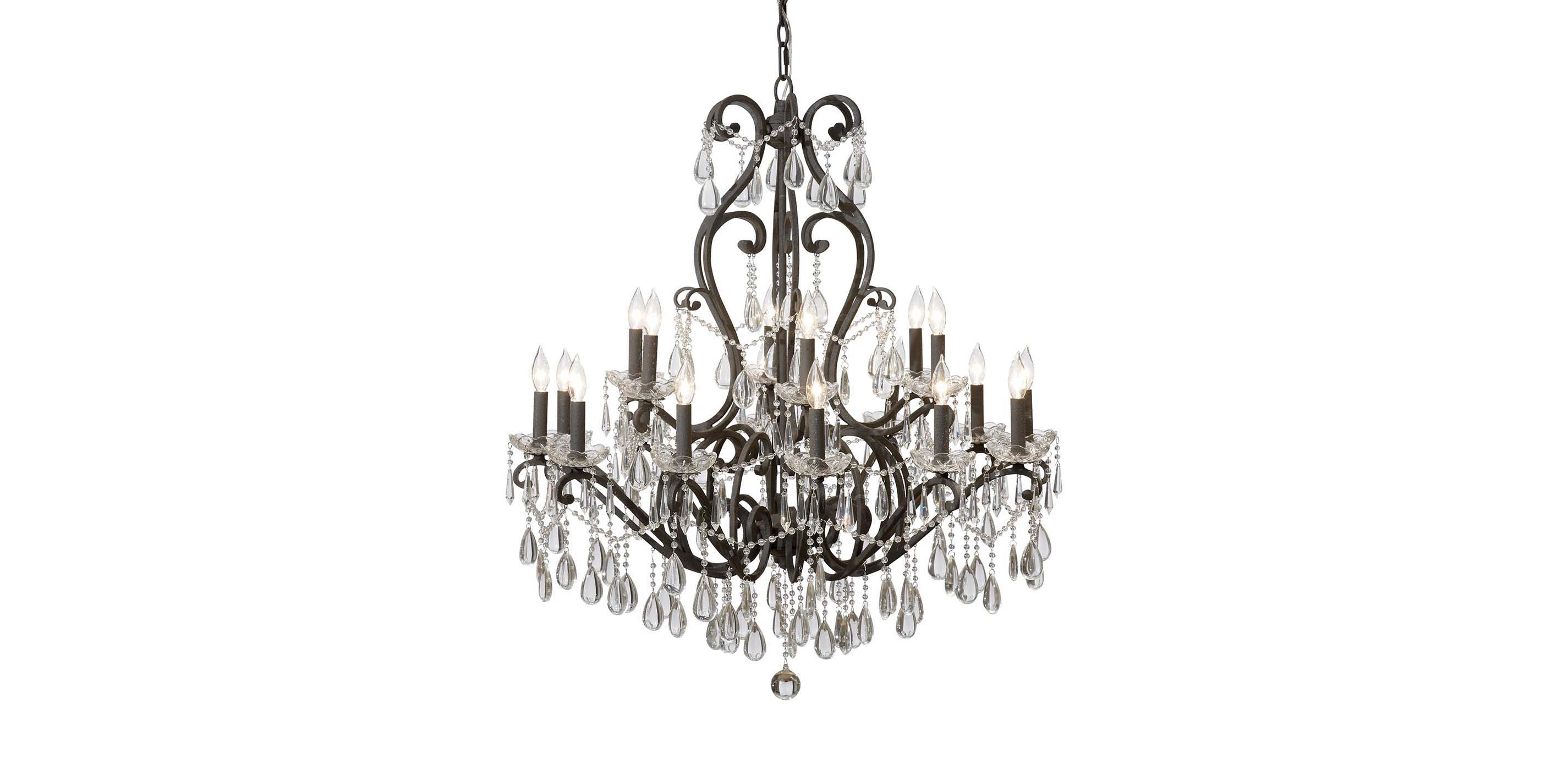 Whitney slate chandelier chandeliers ethan allen images whitney slate chandelier largegray arubaitofo Images