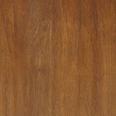 Charleston (543): Warm walnut-toned stain. Fulton Cabinet