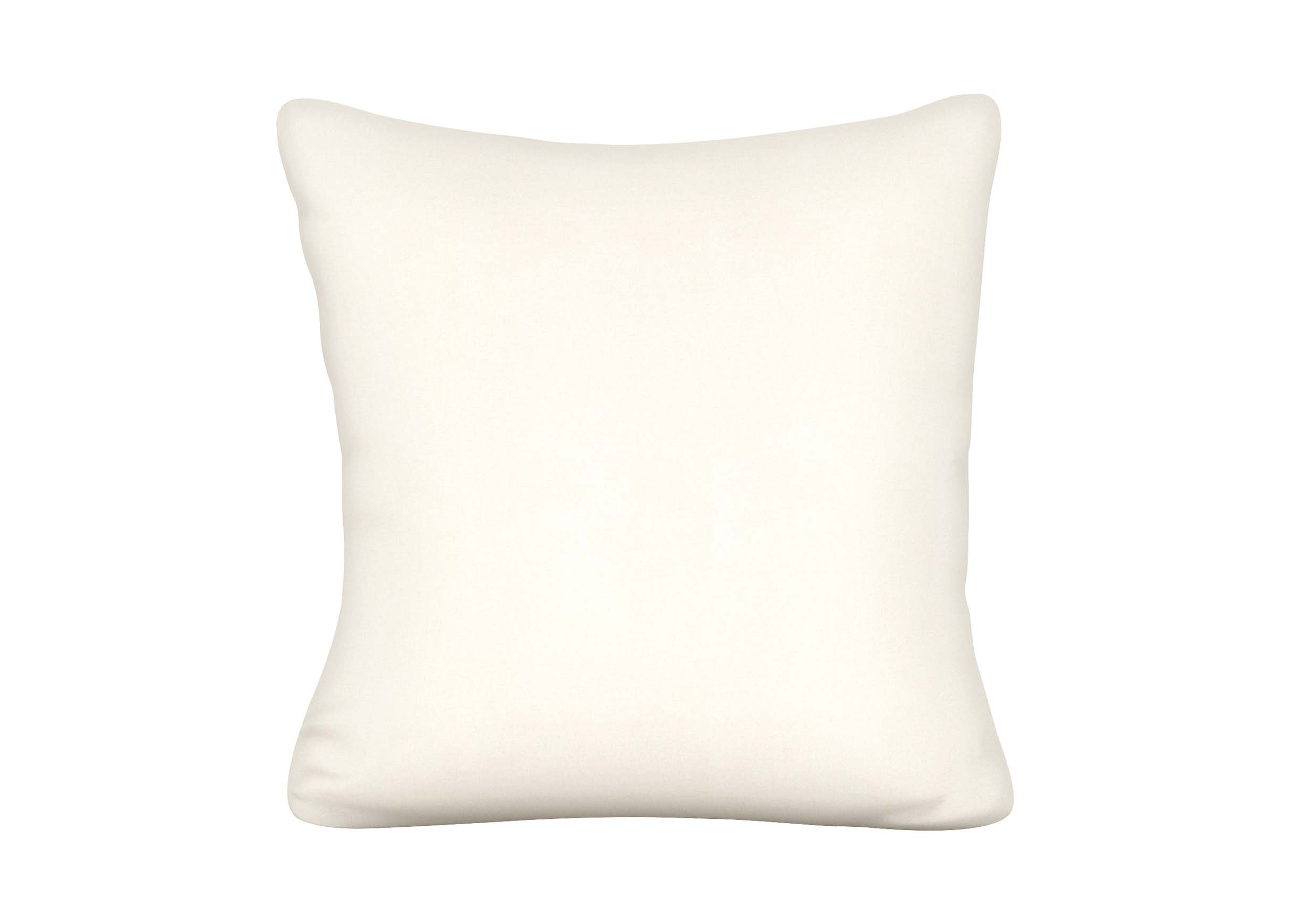 Kean White 20x20 Outdoor Throw Pillows