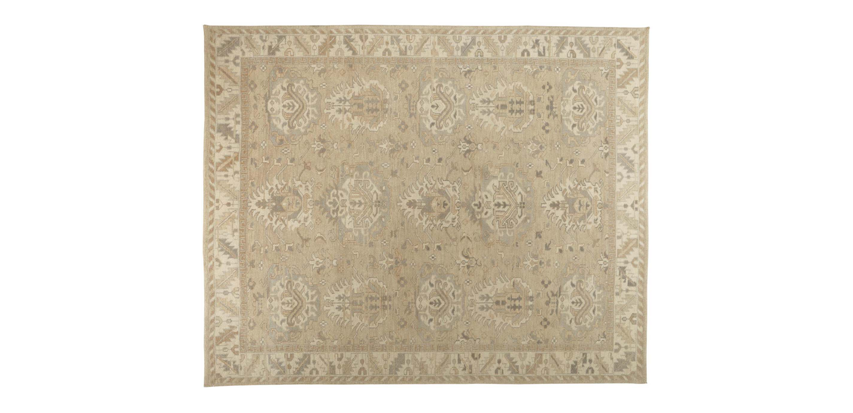 Images Tribal Rug , , Large_gray