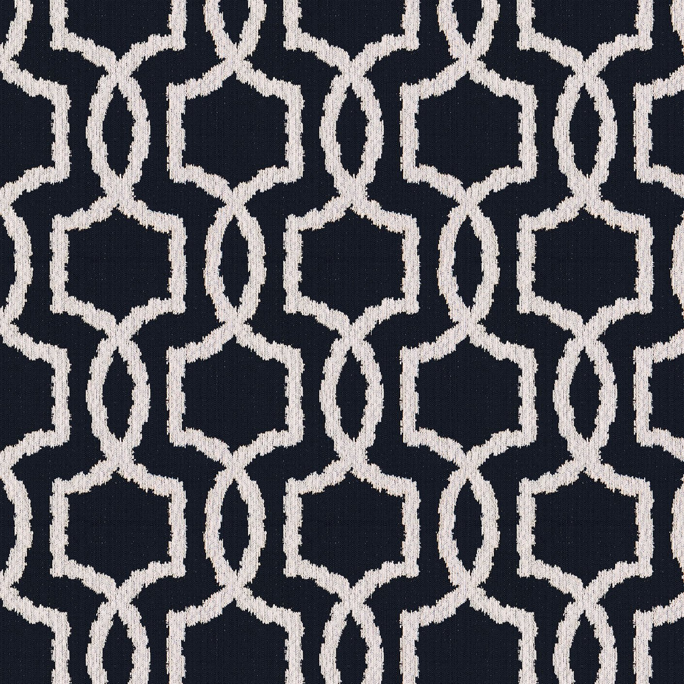 Ezra Black Fabric by the Yard ,  , large