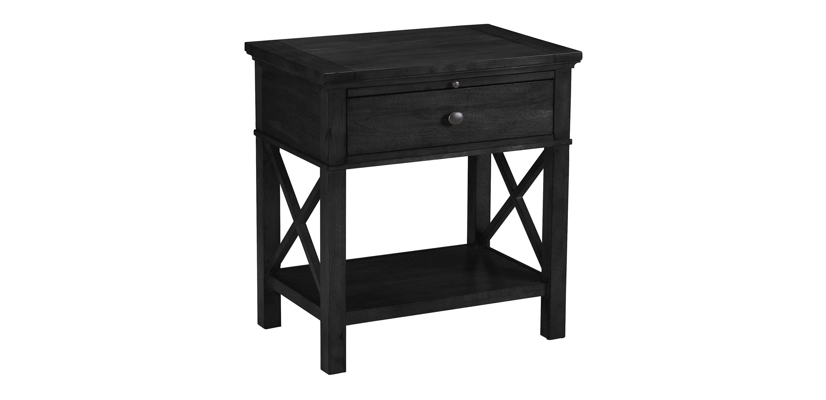 Alec Night Table Ethan Allen Night Tables Ethan Allen