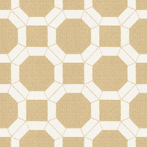 Reston Parchment Fabric by the Yard Product Thumbnail
