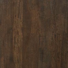 Portland (545): Very deep cool brown stain, satin sheen. Fulton Cabinet