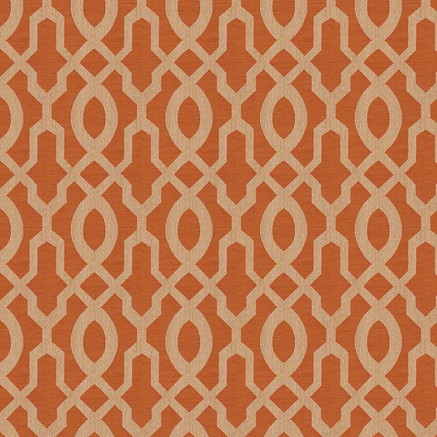 Maj Tangerine Fabric by the Yard ,  , large