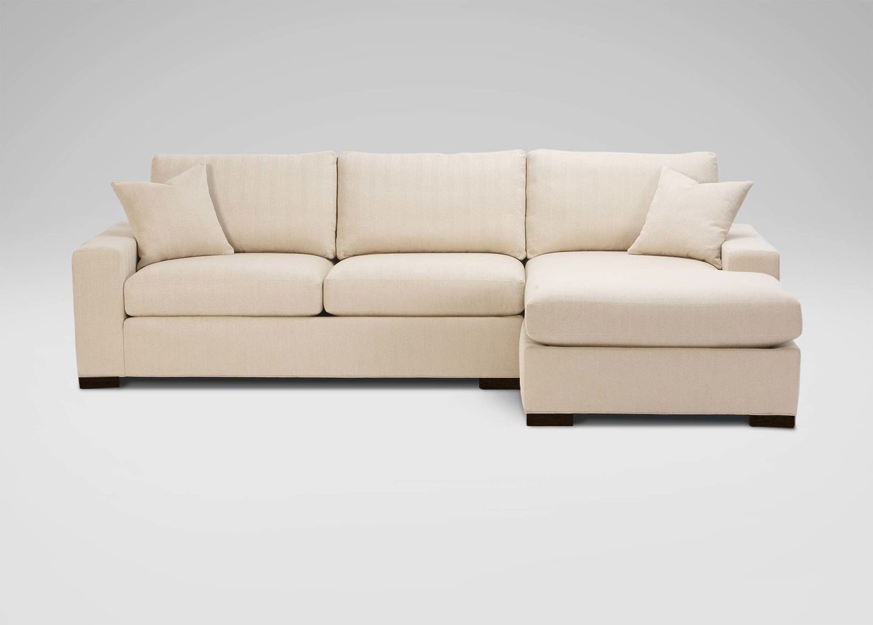 Beau Images Conway Sectional , , Large_gray