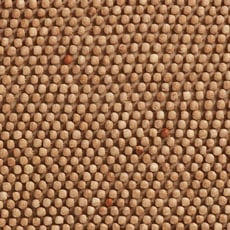 Natural Wood Beaded Pillow