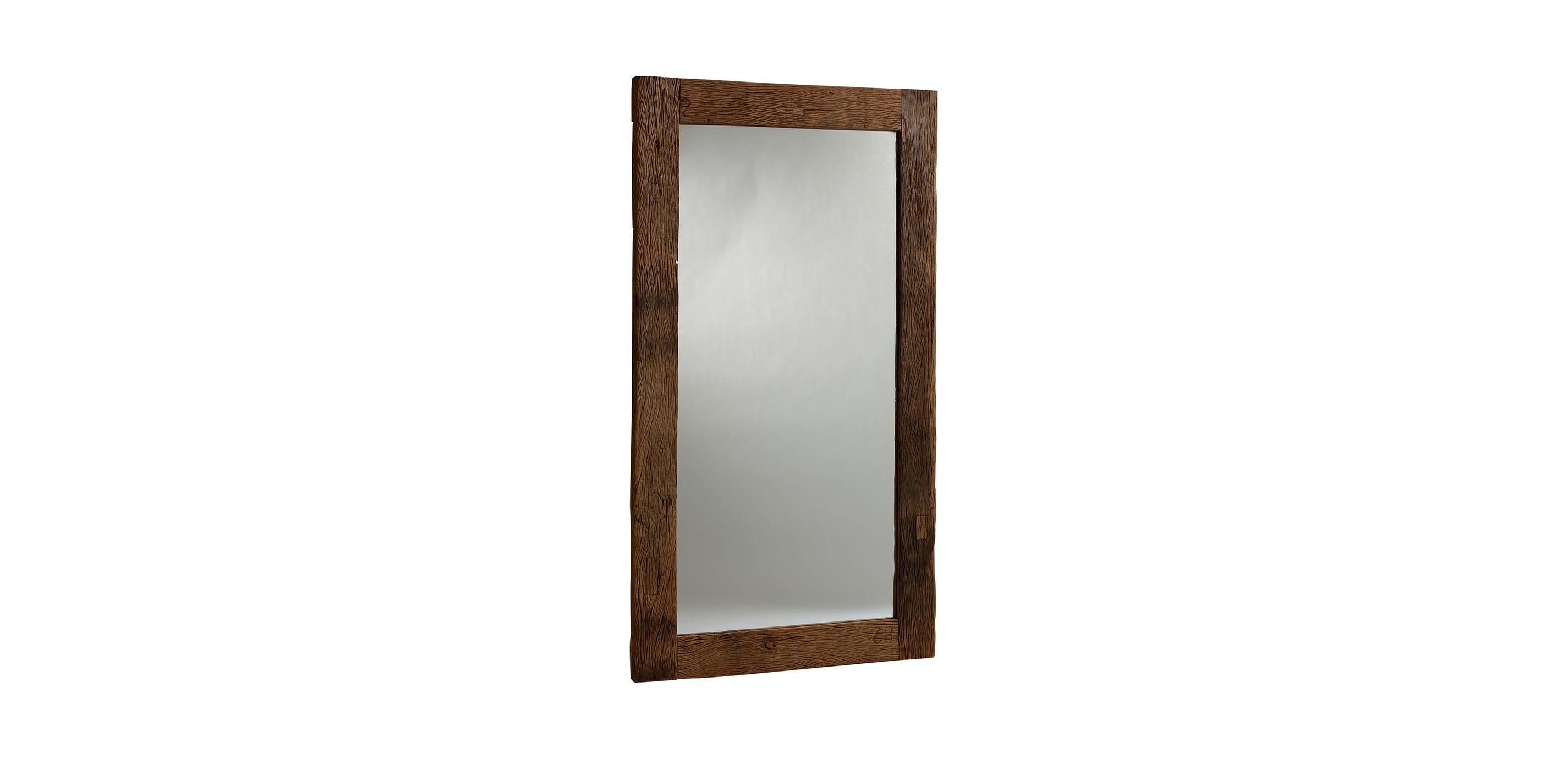 Reclaimed Wood Floor Mirror Mirrors Ethan Allen