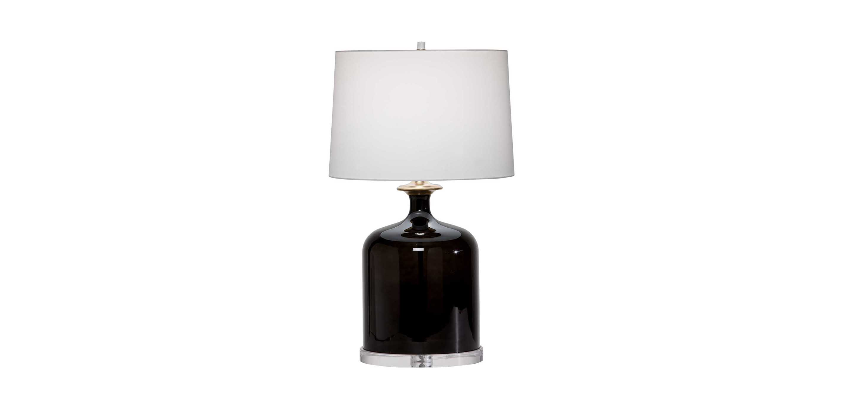 Nolan table lamp table lamps ethan allen images null aloadofball Gallery