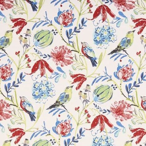 Catrine Primary Fabric By the Yard ,  , large