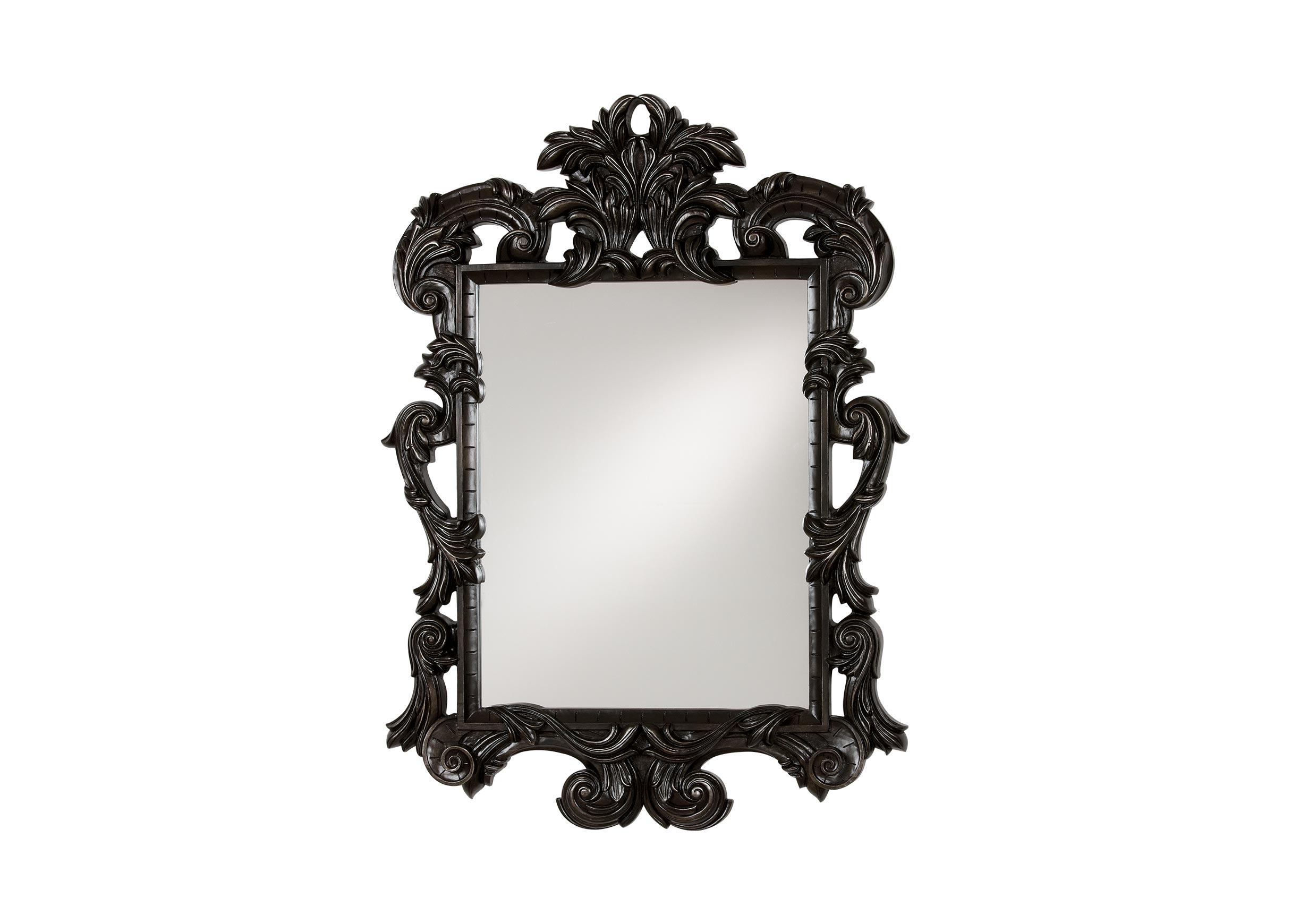 black ornate mirror clearance ethan allen. Black Bedroom Furniture Sets. Home Design Ideas