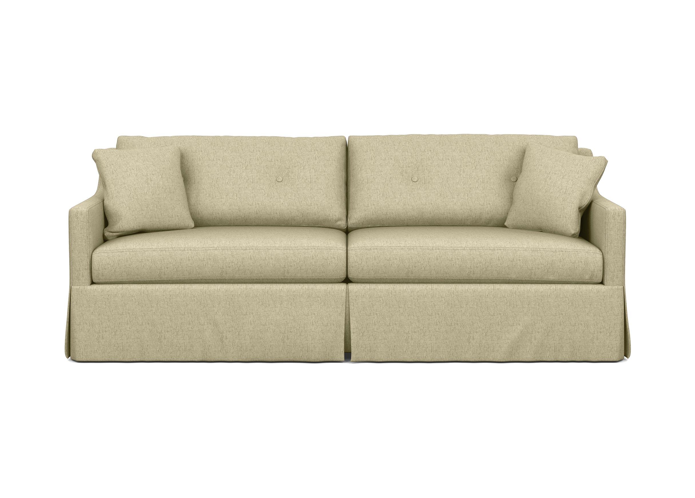 Fine Monterey Skirted Sofa Sofas Loveseats Ethan Allen Uwap Interior Chair Design Uwaporg