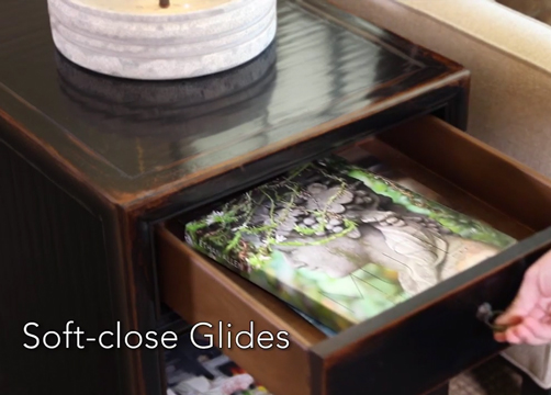 Dynasty End Table Product Video Thumbnail