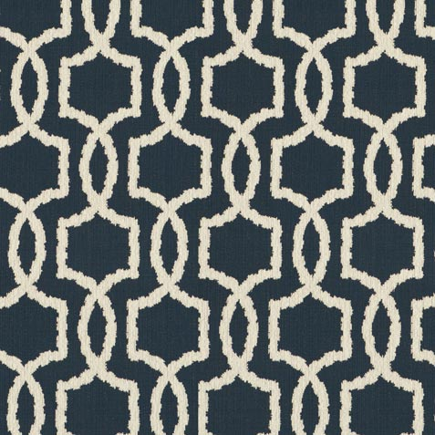 Ezra Navy Fabric by the Yard Product Thumbnail