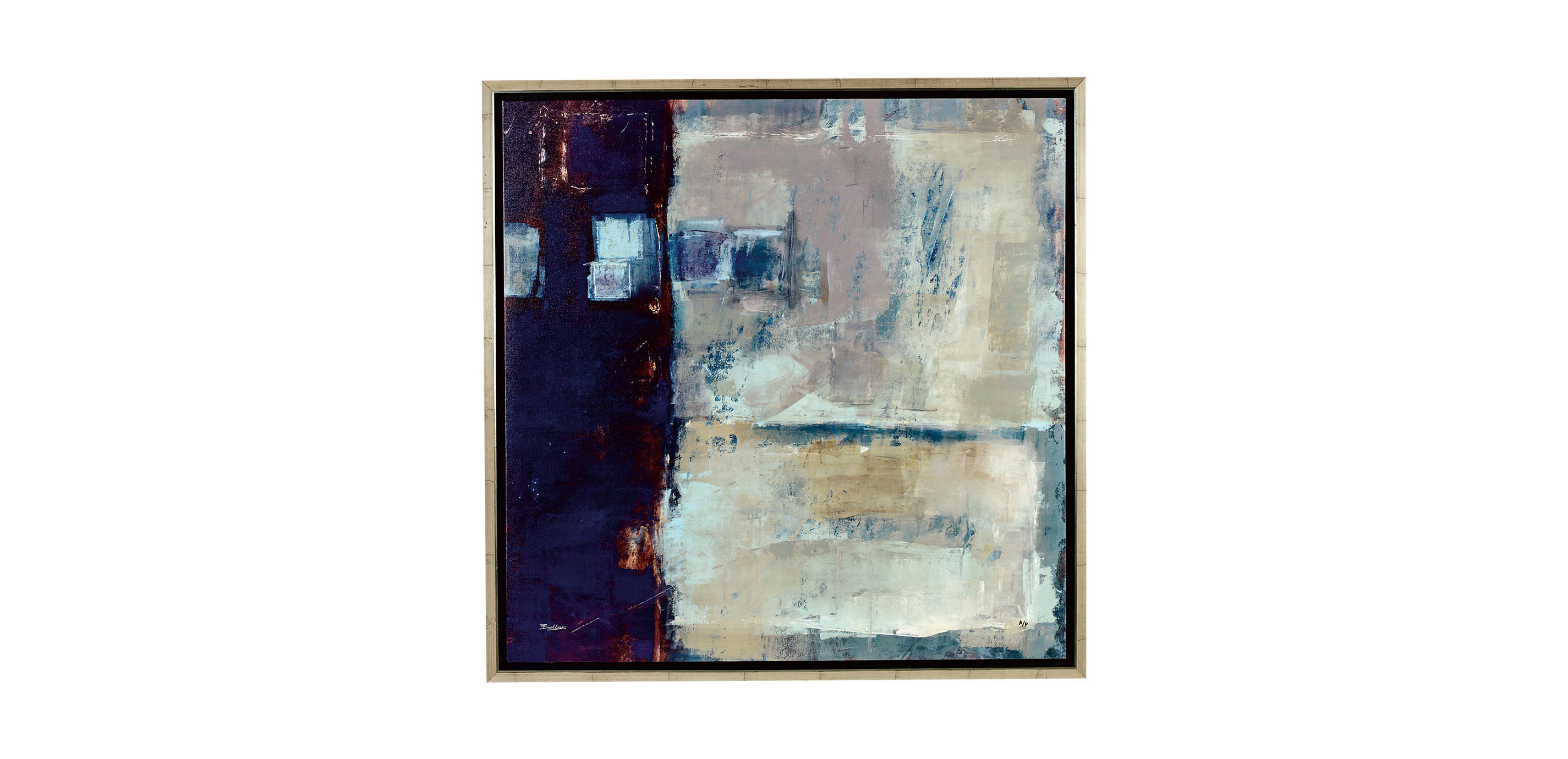 Ethan Allen Wall Art quality control i   abstract