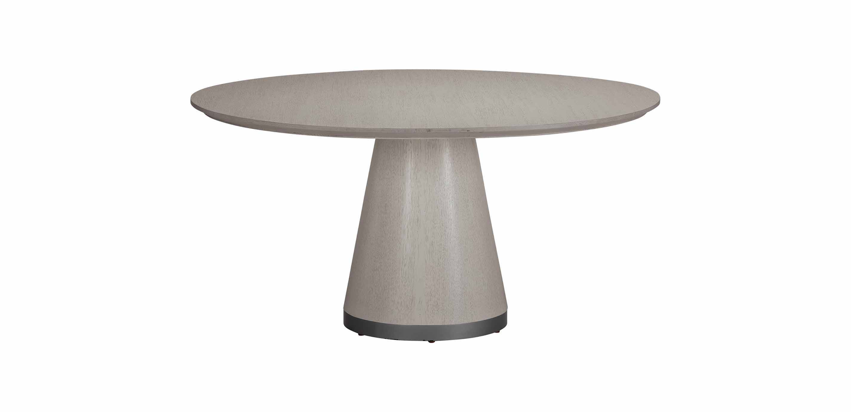 Swell Gracedale Round Dining Table Oak Dining Table Ethan Allen Interior Design Ideas Philsoteloinfo