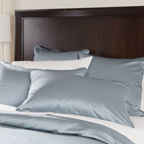 Salena Solid Sham, Queen Mist Blue Product Thumbnail