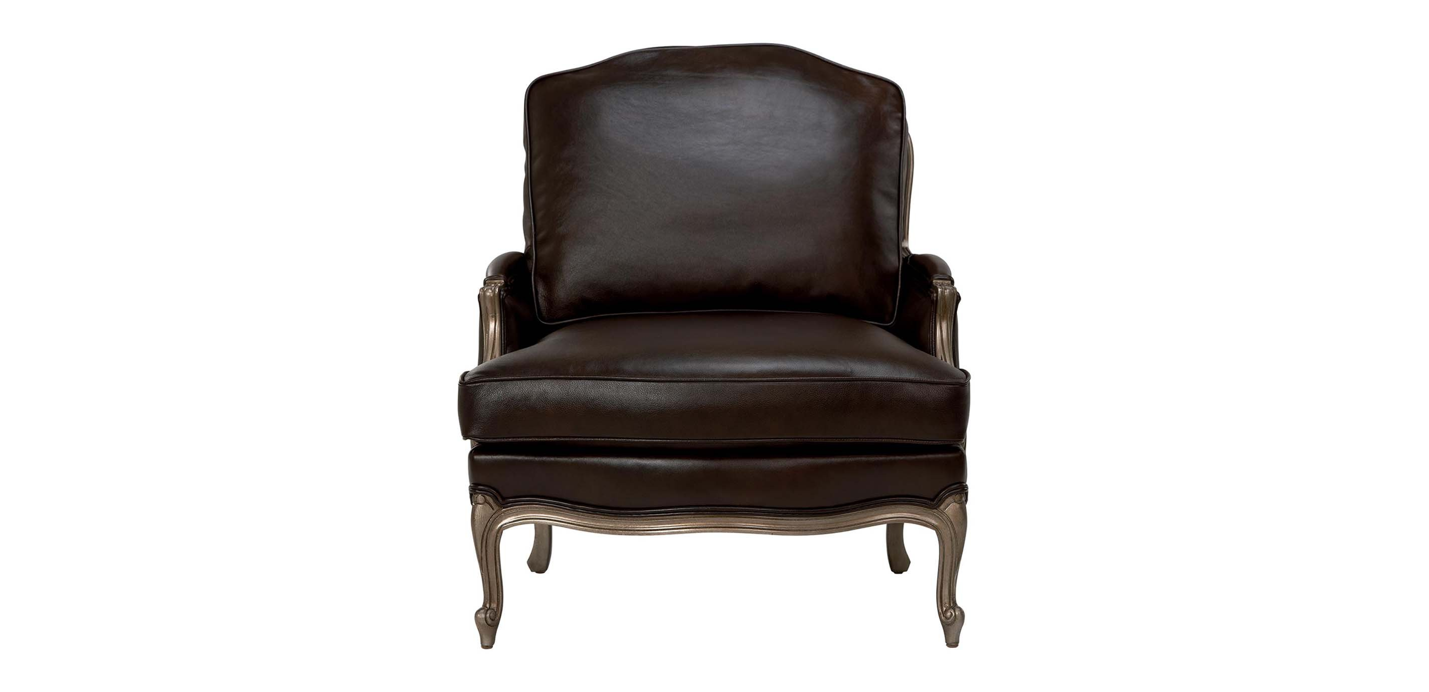 Bon Versailles Leather Chair