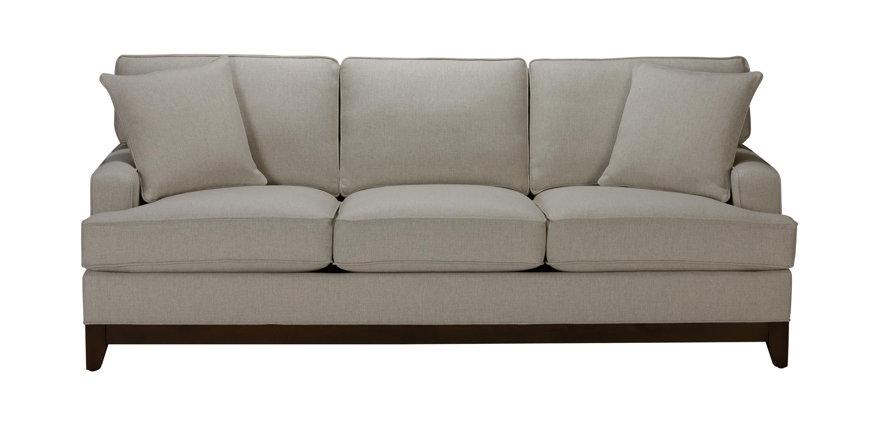 Arcata sofa quick ship sofas loveseats for Ethan allen furniture