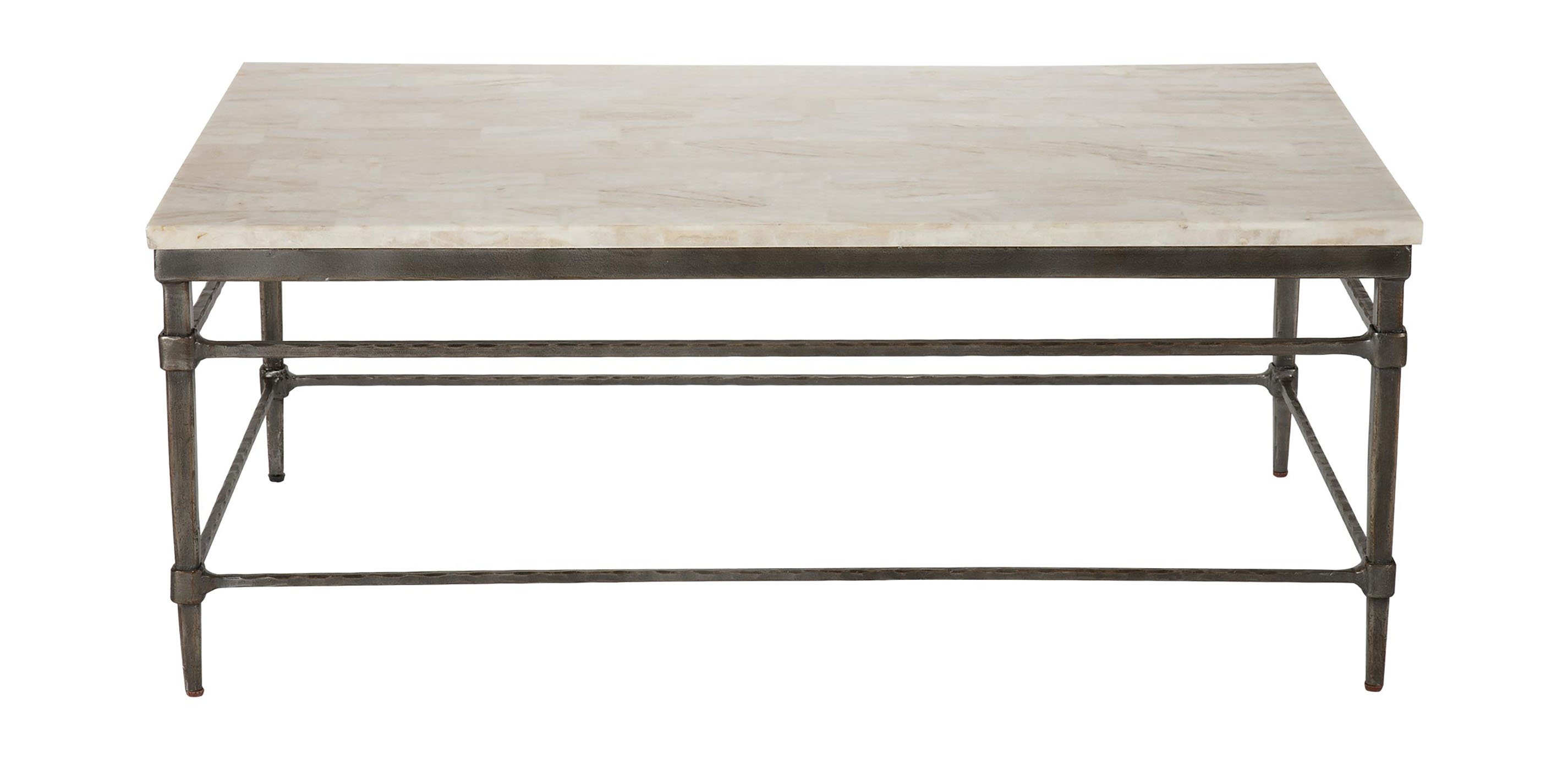 Wonderful Images Vida Stone Top Coffee Table , , Large_gray
