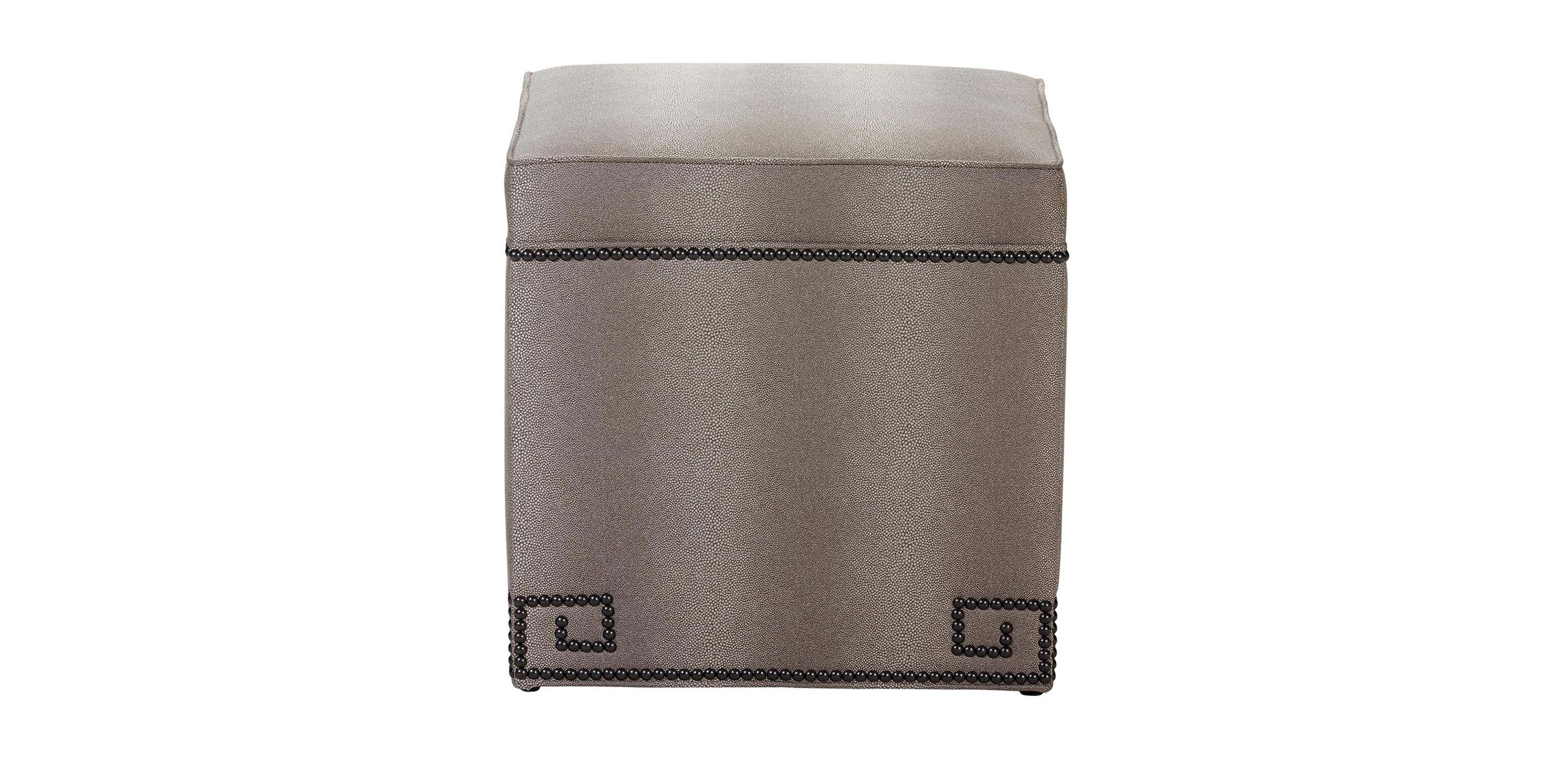 Images Madie Square Ottoman , , large_gray
