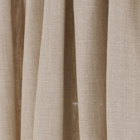 Natural Sayre Washed Linen Fabric by the Yard ,  , large