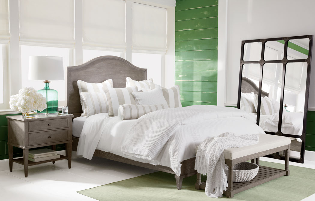 Peacefully Pastoral Bedroom Main Image
