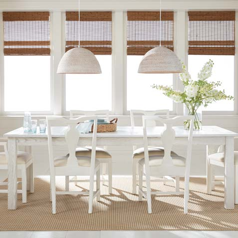 Countryside Corner Dining Room Tile