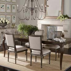 Attractive Bijou Bistro Dining Room