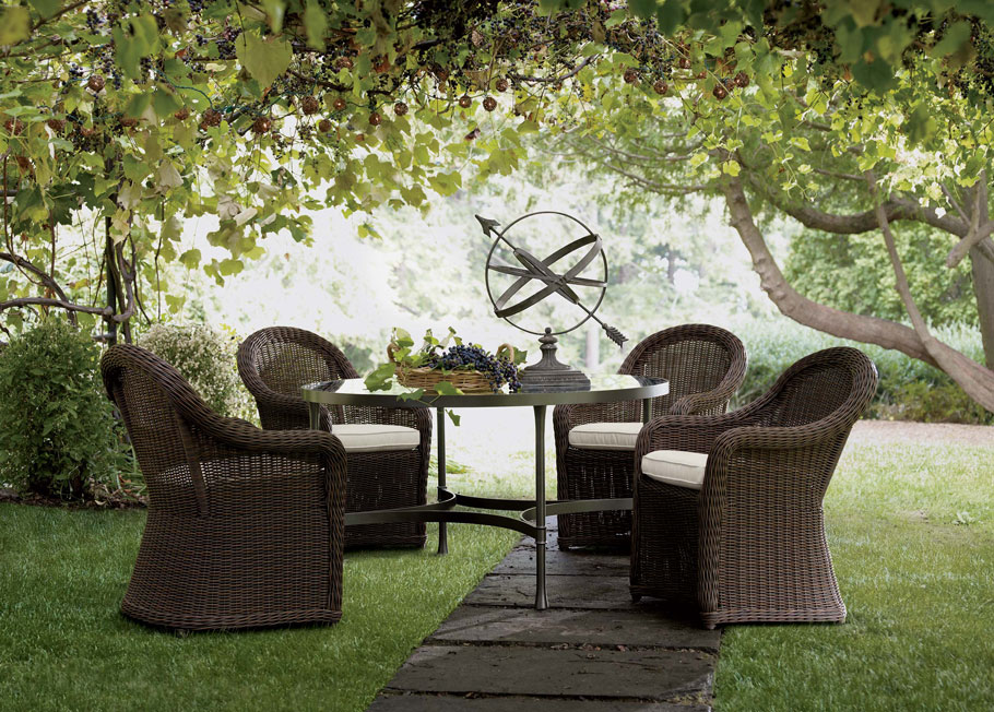 Winsome Wicker Outdoor Ethan Allen