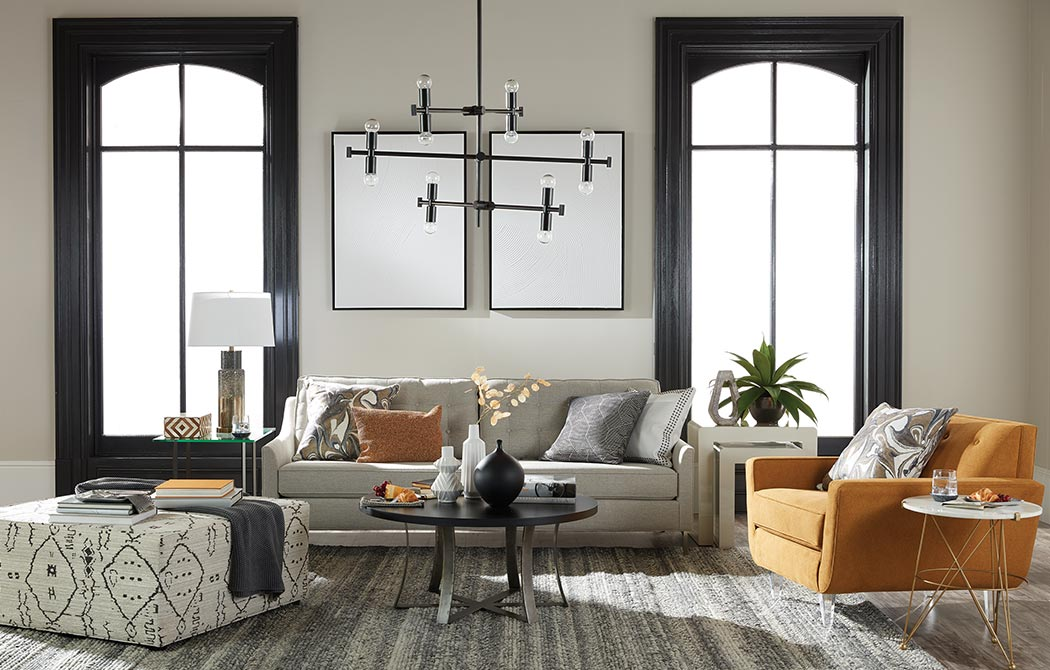 More Flair Per Square Living Room Main Image