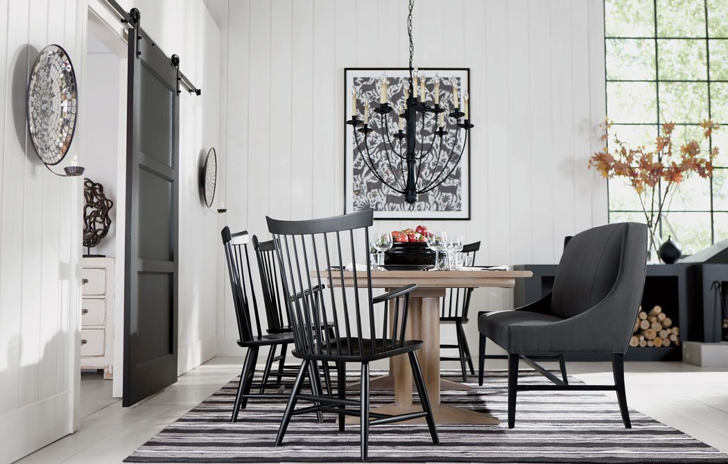 Modern Farmhouse Dining Room Main Image