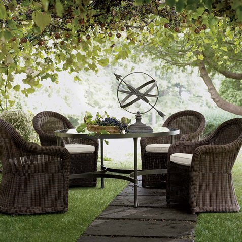 "Winsome ""Wicker"" Outdoor Tile"